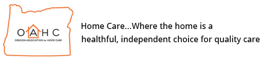 Oregon Association for Home Care Logo